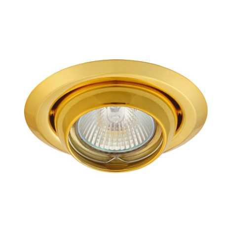 Podhledové svítidlo AXL 2117 1xMR16/50W zlatá - GXPP039