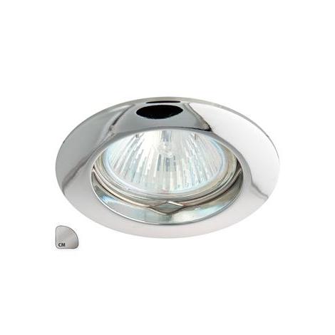 Podhledové svítidlo AXL 5514 1xMR16/50W matný chrom - GXPL005