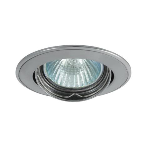 Podhledové svítidlo AXL 5515 1xMR16/50W perleťově matný chrom / nikl - GXPL041