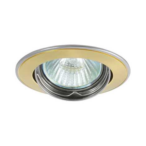 Podhledové svítidlo AXL 5515 1xMR16/50W perleťově zlatá / nikl - GXPL042