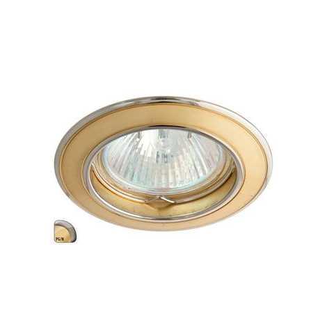 Podhledové svítidlo DIO DS02B 1xMR16/50W matný chrom - GXPL050