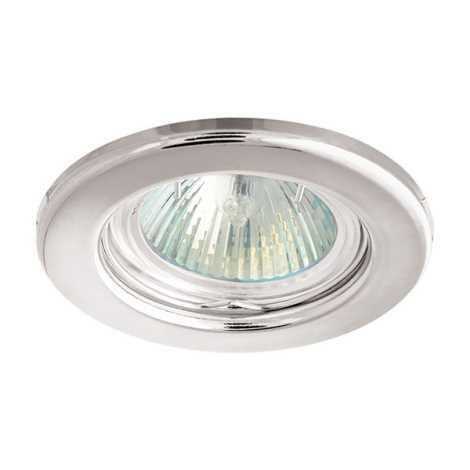 Podhledové svítidlo DUFF 204 1xGU10/50W/230V chrom - GXPP023