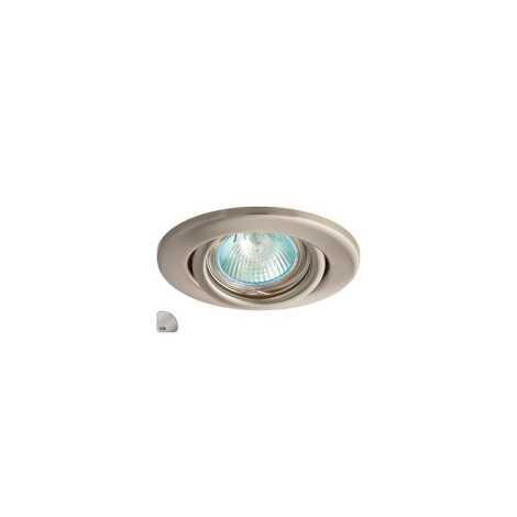 Podhledové svítidlo DUFF 205 1xGU10/50W/230V matný chrom - GXPP051