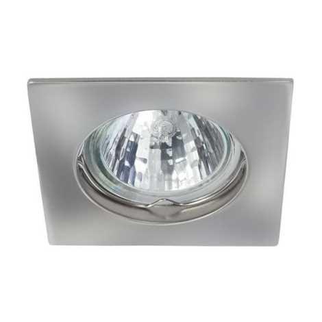 Podhledové svítidlo IZZY DS10 1xMR16/50W chrom - GXPL010