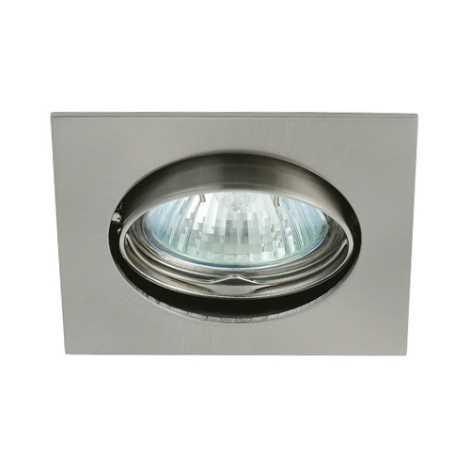 Podhledové svítidlo IZZY DT10 1xMR16/50W matný chrom - GXPL035