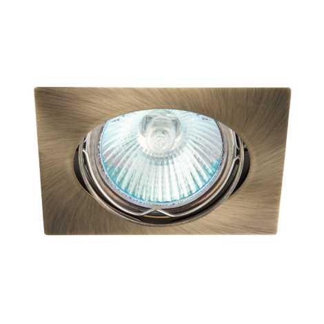 Podhledové svítidlo IZZY DT10 1xMR16/50W Mosaz - GXPL033