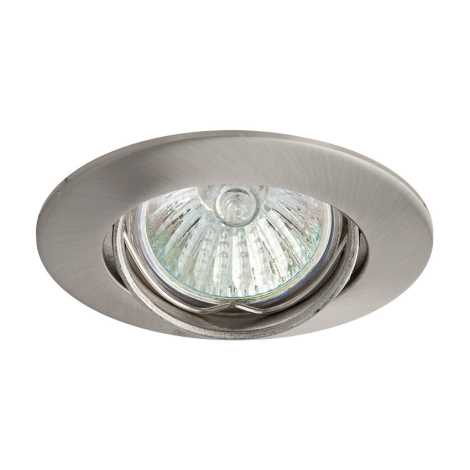 Podhledové svítidlo SLASH 5519 1xMR11/35W matný chrom - GXPL023