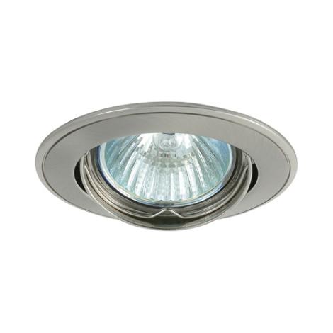 Podhledové svítidlo SLASH 5519 1xMR11/35W perleťově matný chrom / nikl - GXPL036
