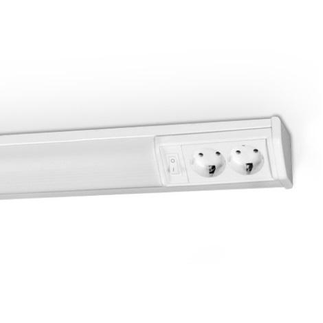 Podlinkové svítidlo REGA 1xG5/21W/230V 6400K bílá