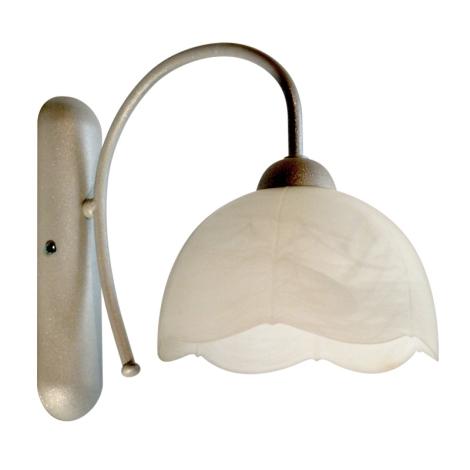 Prezent 1030093 - Nástěnné svítidlo ZEKO 1xE27/60W/230V