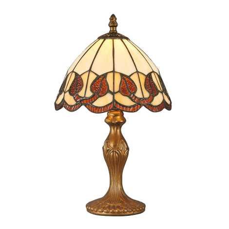 Prezent 118 - Lampa TIFFANY 1xE14/40W/230V