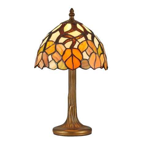 Prezent 121 - Stolní lampa TIFFANY 1xE14/40W/230V