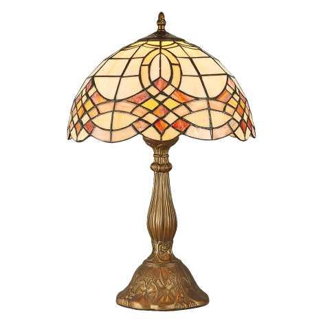 Prezent 139 - Lampa TIFFANY 1xE27/60W/230V