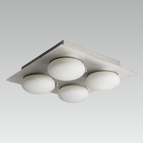 Prezent 25099 - Koupelnové stropní svítidlo CUSCO 4xG9/40W/230V
