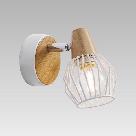 Prezent 27503 - Nástěnné svítidlo TAMETA 1xE14/40W/230V