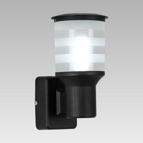 Prezent 28201 - Venkovní nástěnné svítidlo MALMO 1xE27/35W/230V IP44