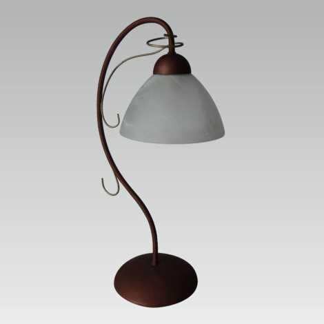 Prezent 31023 - ALLEGRA Stolní lampa 1xE27/60W/230V