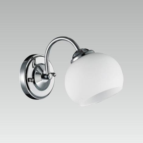 Prezent 33312 - Nástěnné svítidlo SORANO 1xE27/40W/230V