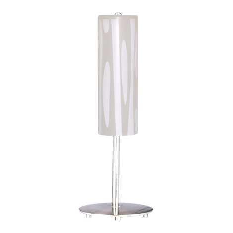 Prezent 34054 - Stolní lampa SOLEI 1xE27/60W/230V