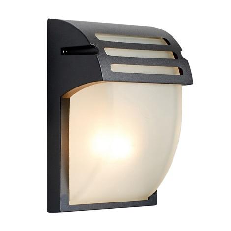 Prezent 39026 - Venkovní nástěnné svítidlo AMALFI 1xE27/40W/230V IP44