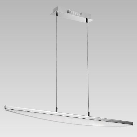 Prezent 49018 - LED lustr BLIZZARD LED/16W/230V