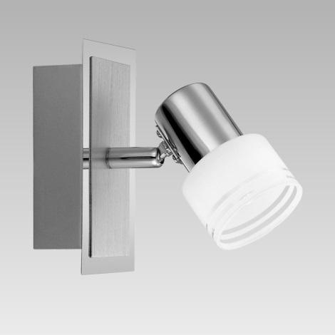 Prezent 49020 - Bodové svítidlo MONK 1xG9/33W/230V