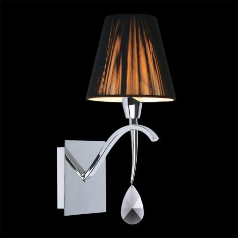 Prezent 64324 - Nástěnná lampička OXFORD 1xE14/40W/230V