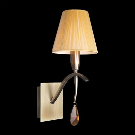 Prezent 64327 - Stolní lampa OXFORD 1xE14/40W/230V