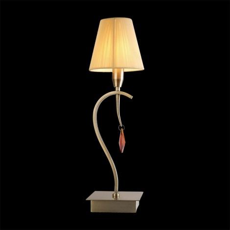 Prezent 64329 - Stolní lampa OXFORD 1xE14/40W/230V