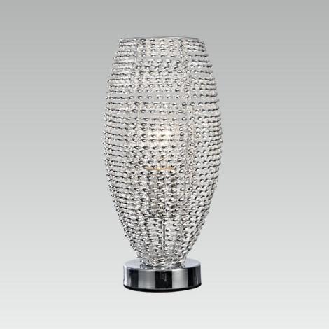 Prezent 64344 - Stolní lampa SCELETON 1xE27/60W/230V