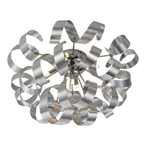 Prezent 64360 - Stropní svítidlo RIBBON 5xG9/33W/230V