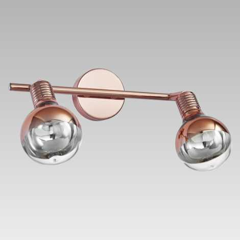 Prezent 65029 - Bodové svítidlo CUPERTINO 2xG9/33W/230V