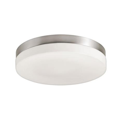 Prezent 67100 - Stropní koupelnové svítidlo PILLS 1xE27/60W/230V IP44