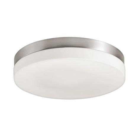 Prezent 67101 - Stropní koupelnové svítidlo PILLS 1xE27/60W/230V IP44