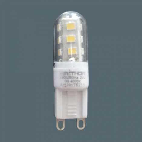 Prezent 75210 -  LED žárovka G9/2W/230V