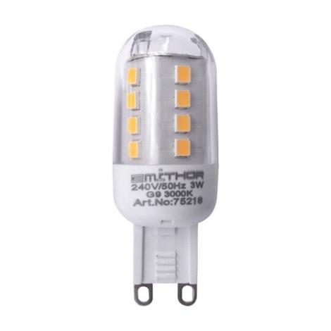 Prezent 75218 -  LED žárovka 1xG9/3W/230V