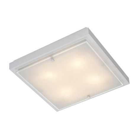 Prezent 93150 - Stropní svítidlo ZORBA 4xE27/60W/230V