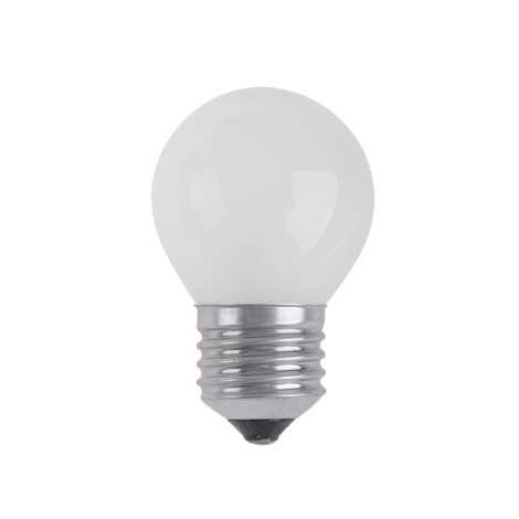 Průmyslová žárovka BALL FROSTED E27/25W/230V