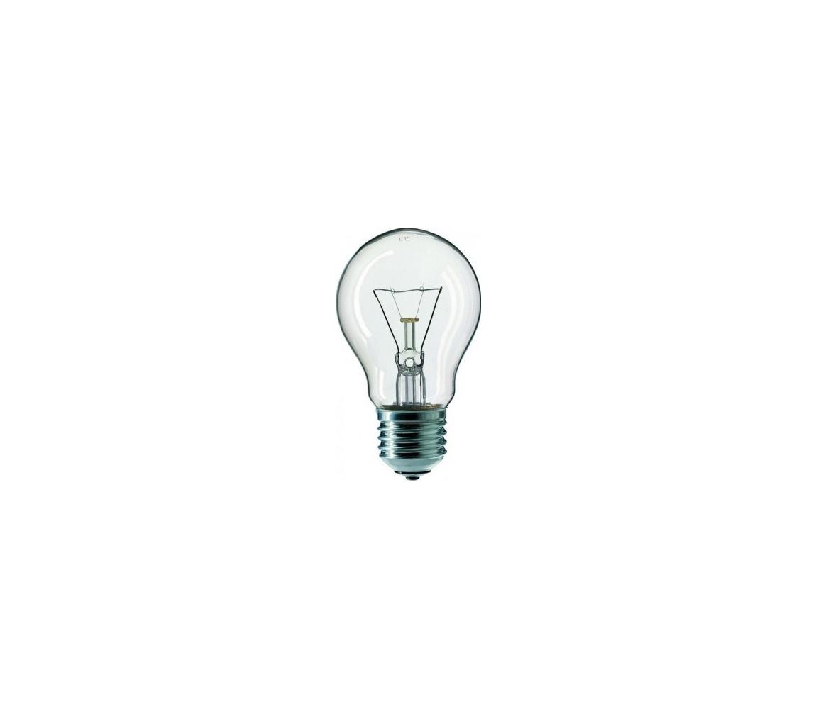 Narva Průmyslová žárovka CLEAR E27/100W/240V N337005