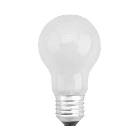 Průmyslová žárovka FROSTED E27/75W/230V