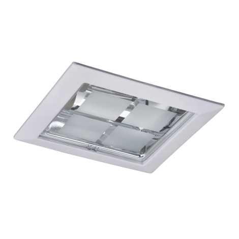 Rabalux 1131 - Podhledové svítidlo SPOT OFFICE 2xE27/26W/230V