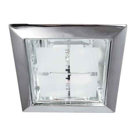Rabalux 1150 - Podhledové svítidlo SPOT OFFICE 2xE27/26W/230V