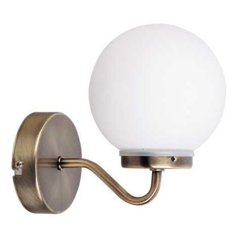Rabalux 1302 - Koupelnové nástěnné svítidlo TOGO 1xE14/40W/230V