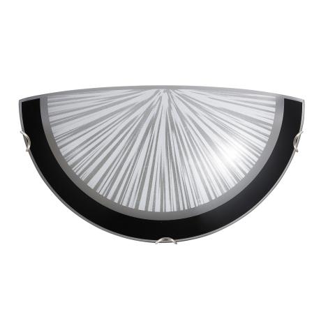 Rabalux 1856 - Nástěnné svítidlo SPHERE 1xE27/60W/230V