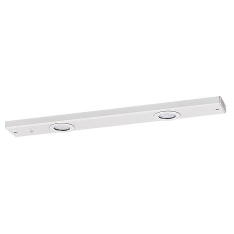 Rabalux 2349 - LED podlinkové svítidlo LONG LIGHT 2xLED/3W/230V