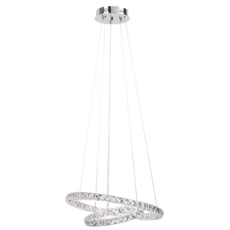 Rabalux 2442 - LED lustr CARRIE LED/36W/230V