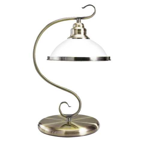 Rabalux 2752 - Stolní lampa ELISETT 1xE27/60W/230V