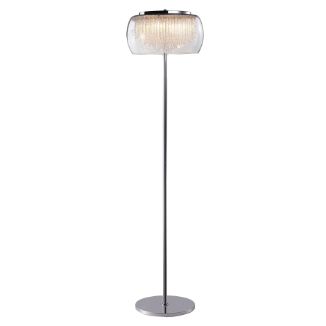 Rabalux 2823 - Stojací lampa MONA 5xG9/28W/230V
