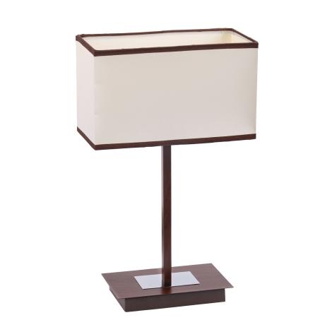 Rabalux 2896 - Stolní lampa KUBU 1xE14/40W/230V