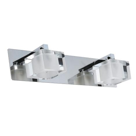 Rabalux 2961 - Nástěnné svítidlo DIAMOND 2xG9/28W/230V